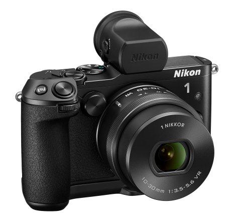 Nikon 1 V3 mirrorless camera